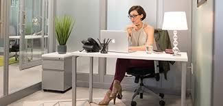 office space desk. interior office space desk e