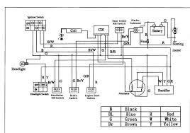 tao tao 110cc atv wiring diagram taotao wiring harness at Tao Tao 110cc Engine Wiring