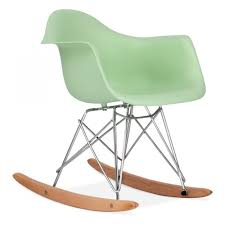 eames rocking chair green. iconic designs kids soft green rar rocker chair eames rocking p