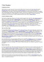 essay wonders world coursework help essay 7 wonders world