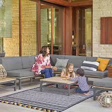 linear luxury outdoor oasis