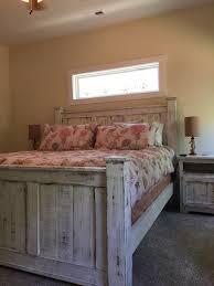 rustic bedroom furniture. Reclaimed Wood Furniture/solid Bed/rustic Furniture/bed Frame/bedroom Furniture Rustic Bedroom