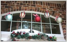 Porch Ornaments Fancy Design Ideas From My Front Porch To Yours Simple  Vintage Christmas.