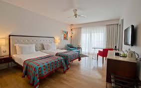 Standard Side Sea View and Pool View Room Barut Lara Resort