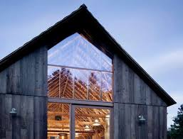 Family renovates century-old barn into stunning modern home in Washington  state