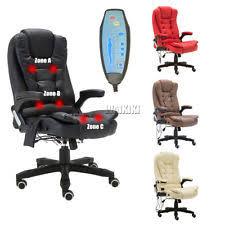 ferrari 458 office desk chair carbon. 6 Point Massage Office Reclining Computer Chair Desk Luxury Faux Leather Swivel Ferrari 458 Carbon