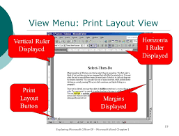 Exploring Microsoft Office Xp Microsoft Word Chapter 11 Exploring