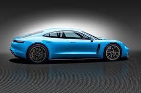 How To Design An Electric Car, According Porsche Boss