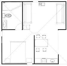 one bedroom bungalow plans. Plain Bungalow 2 Bedroom Bungalow Floor Plans House Plan One  Admirable Design Bed  In One Bedroom Bungalow Plans W