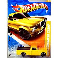Hot Wheels - 1963 Studebaker Pickup Truck - Global Diecast Direct