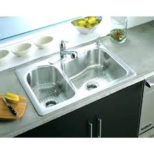 executive chef sink rack top mount kohler with cutting board whitehaven sinks c