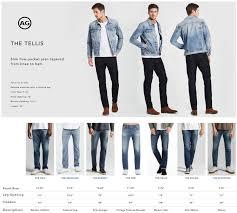 Adriano Goldschmied Jeans Size Chart Ag Adriano Goldschmied Tellis Modern Slim Leg In Prove