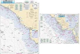 Pine Island Sound Depth Chart Amazon Com Crystal River To Rock Islands Fl Laminated
