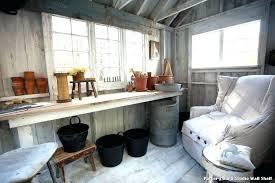 studio wall shelf pottery barn with craft shelves pott