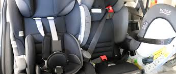 which 5 seat cars will fit 3 child seats across the back row