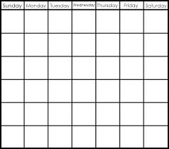 6 week blank calendar 6 week calendar template under fontanacountryinn com