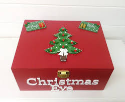 Plain Wooden Boxes To Decorate Look at this beautiful Christmas Eve box You could get one of our 32