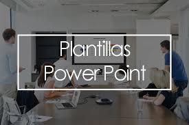 Plantillas Power Point Modernas