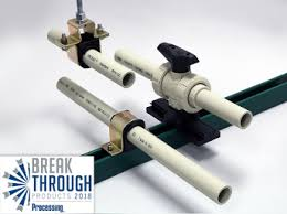 supports images stress less pipe guides and valve supports gf piping systems