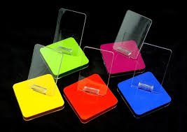 Cell Phone Display Stands MINI Multicolor Mobile Phone Display HolderDevil Metal Display 70