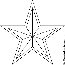 Small Picture Christmas Star Coloring Page Star Patterns Christmas Coloring