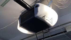 genie interference free led garage door opener bulbs