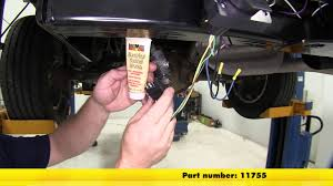 installation of a trailer wiring harness adapter on a 2013 ford f installation of a trailer wiring harness adapter on a 2013 ford f 150 etrailer com