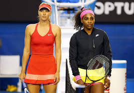 Find this pin and more on for the love of tennis and serena williams by sassy luna. Serena Williams Praises Maria Sharapova S Honesty Over Failed Drugs Test Hello