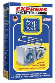 Купить <b>очиститель</b> от <b>накипи TOP HOUSE</b> 804011, для ...