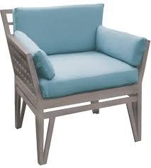 inch sea green outdoor cushion