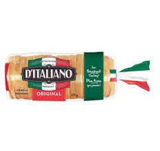 Thick Slice Original White Bread Ditalianoca