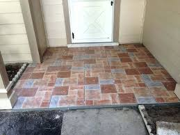 porch tile front porch tile installation car porch tiles design pictures
