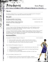 Fashion Resume Ideas Pinterest Fashion Resume Resume And Interesting Fashion Resume Examples