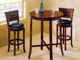 decoration stunning high round bar table 14 amusing dining room art design for breakfast and stools