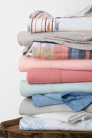 garment washed linen sheets