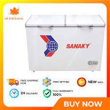 Trả Góp 0% - Tủ đông Sanaky 235 lít VH-285A2 - Miễn phí vận chuyển HCM
