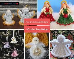Free Crochet Angel Patterns