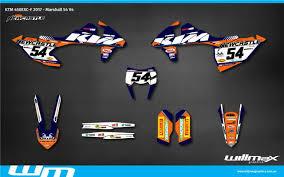 2018 ktm graphics. wonderful ktm custom graphics kitsgraphics kitsktmexc for 2018 ktm graphics