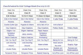 Course Schedule Maker Printable Class Schedule Maker Peoplewho Us