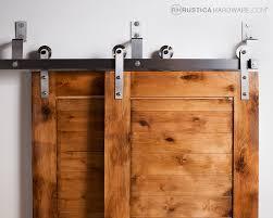adjule bypass span barn door hardware system span span