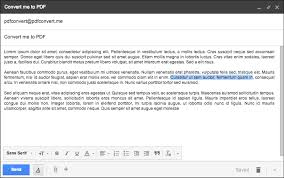How To Convert Email Messages To Pdf Through Email Itself
