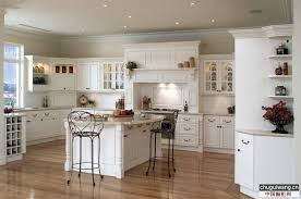 Small Picture kitchen design ideas white cabinets cow hollow home gets a pro