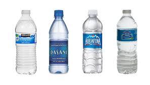 20 Brands Of Bottled Water Brands Tested For Ph