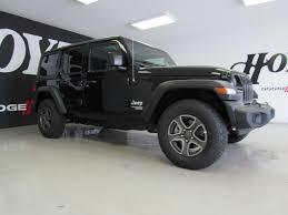 jeep wrangler 4 door black. Contemporary Black 2018 Jeep Wrangler Unlimited 4X4 4 Door Sport S Black New SUV For Sale Near  Anna In K