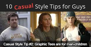 10 <b>Casual Style</b> Tips for <b>Men</b> Who Want to Look Sharp