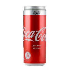 Buy Coke Light Online Coca Cola Light Can 320ml Beverages Rtd Beverages