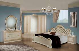 italian bed set furniture. Emily Italian Bedroom Set In Beige And Gold Bed Furniture