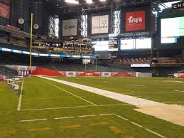 Chase Field Conversion How A Baseball Stadium Turns Into A
