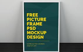 new artwork frame psd mockup