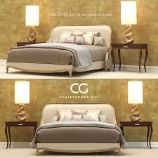 Christopher Guy Furniture Christopher Guy Bedroom Set 3d Model Max Obj Fbx Mtl